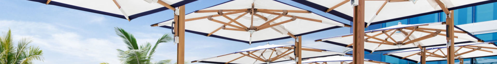 Cantilevers and Parasols