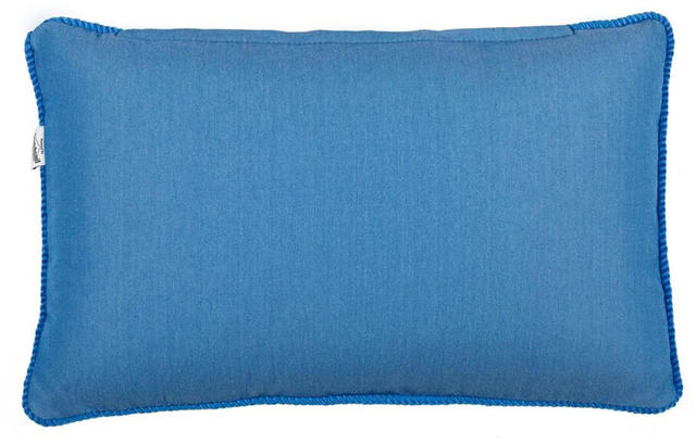 Blue Block Colour Cushion Code 96584