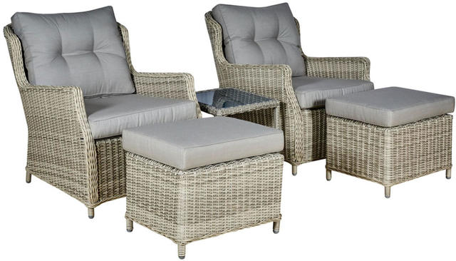Granada 5 Piece Terrace Set