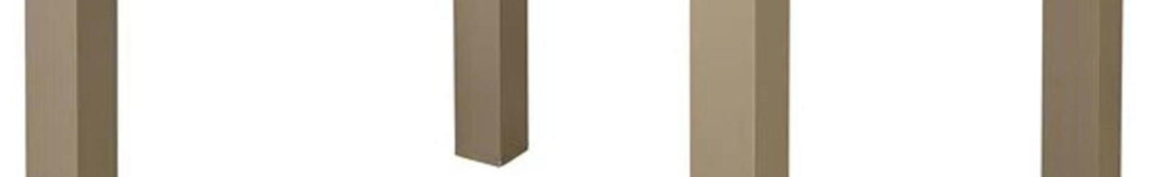 Florence Taupe Side Table