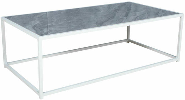 Oblong Ceramic Occassional Table